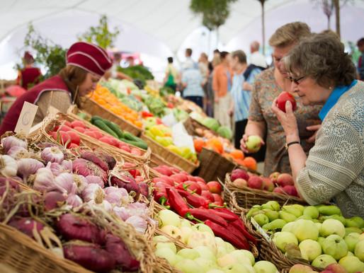 Дешевые сезонные овощи могут купить липчане на специальных площадках в областном центре