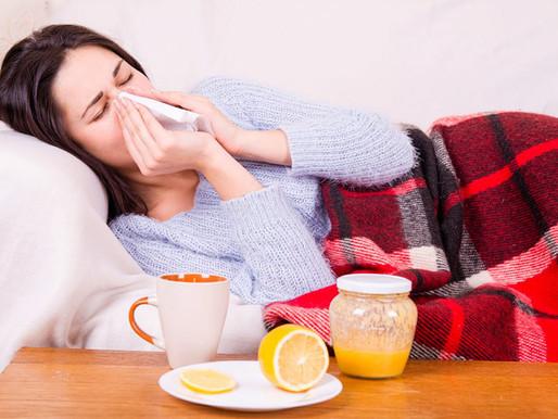 Медики рекомендуют внимательнее следить за здоровьем в период сезонных респираторных заболеваний