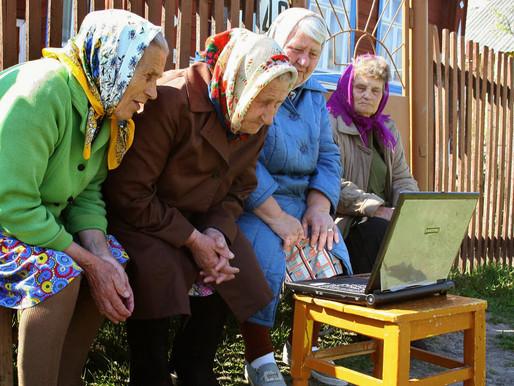 Даёшь высокоскоростной интернет в сёла Липецкой области