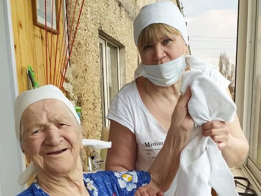Добровольцы сделают генеральную уборку в домах ветеранов