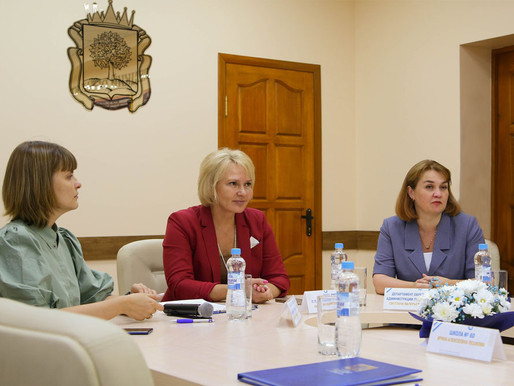 Базовые школы впервые появились в Липецкой области