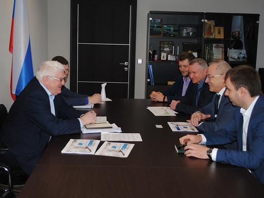Представители управления сельского хозяйства Липецкой области и компании BASF обсудили перспективы