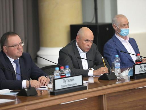 Игорь Артамонов рассказал о мерах поддержки бизнеса в 2020 году