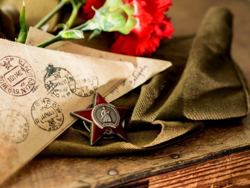 Почта России доставит ветеранам 2,3 млн писем-треугольников
