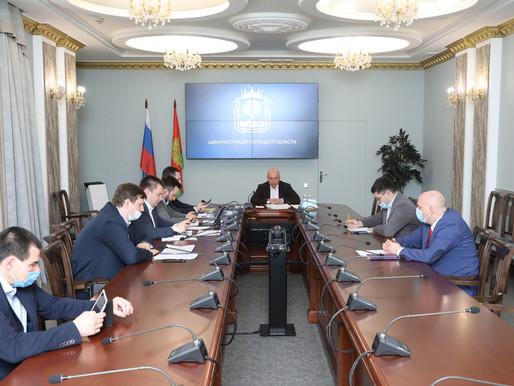 Развитие стройкомплекса в Липецкой области рассмотрели на оперативном совещании в Минстрое России