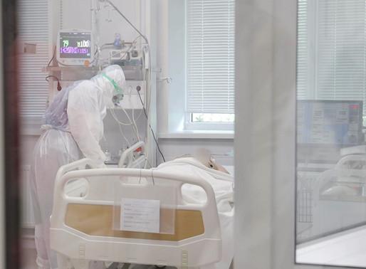 В Липецкой области сократилось число заболевших COVID-19