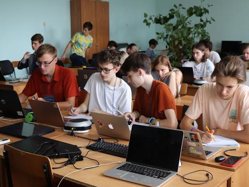Летняя школа компьютерных наук работает в Ельце