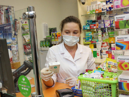 Липецкая область получит около 43 млн рублей на бесплатные лекарства для больных с коронавирусом