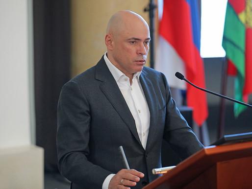 Игорь Артамонов поделился планами благоустройства