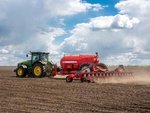 Липецкие аграрии завершат весенний сев до конца недели