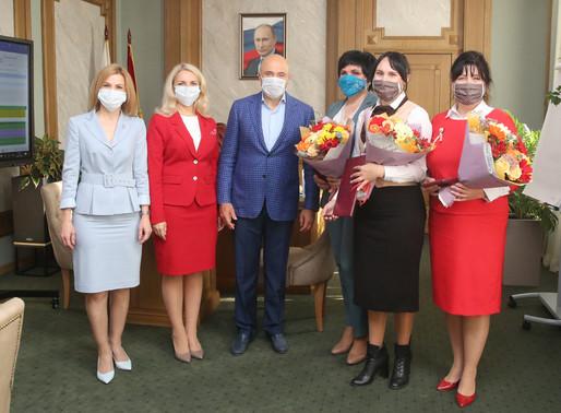 Игорь Артамонов сообщил, что услуги центров занятости перейдут в МФЦ