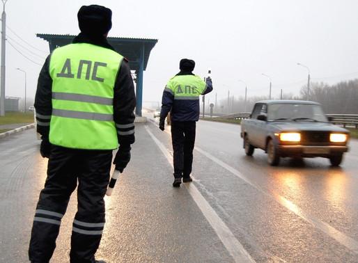 Автоинспекторы будут выявлять связанные с выездом на полосу встречного движения нарушения ПДД