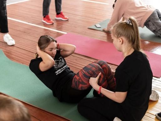 Женский спортивный фестиваль пройдет в областном центре