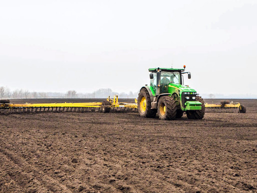 Липецкие аграрии вышли в поле