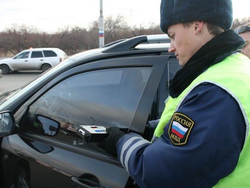 Липецкие автоинспекторы проверят тонировку транспортных средств на дорогах области