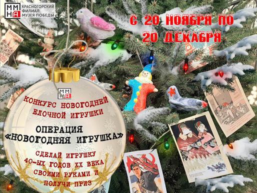 Жителей Липецкой области приглашают принять участие во всероссийском новогоднем конкурсе