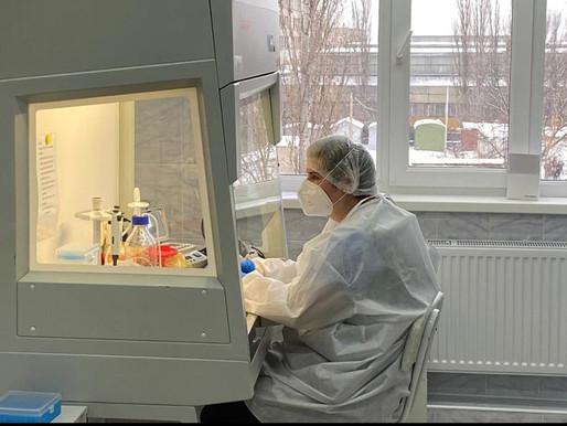 Новая ПЦР-лаборатория открылась в Ельце