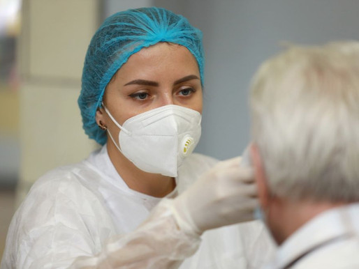 Прививки от коронавируса сделали более 287 тысяч жителей Липецкой области