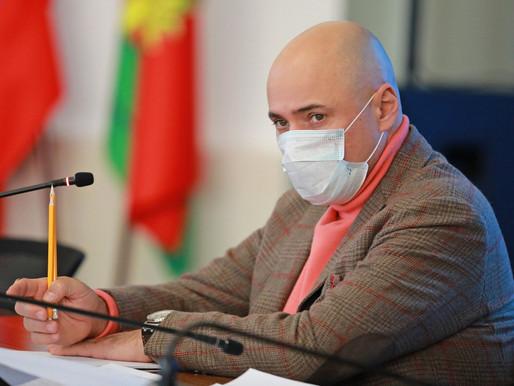 Игорь Артамонов провел очередное заседание оперштаба в Липецкой области