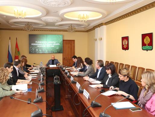 Игорь Артамонов провел заседание Совета по улучшению инвестиционного климата