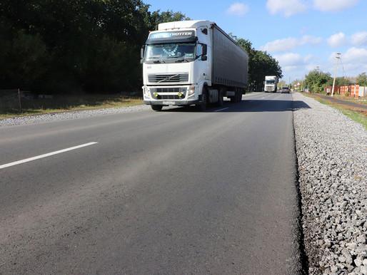 Липецкая область по ремонту дорог вошла в тройку лучших регионов ЦФО