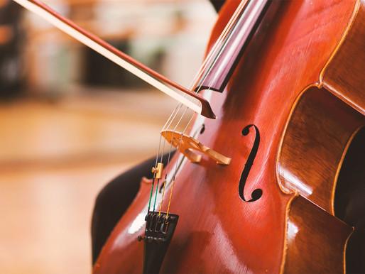 Волшебная мелодия виолончели