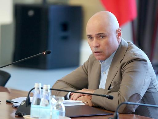 Глава региона провел в администрации области заседание антитеррористической комиссии
