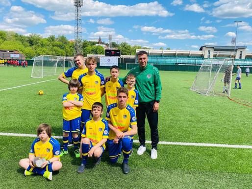 Особенные дети представят Липецкую область на Всероссийских соревнованиях по инклюзивному футболу