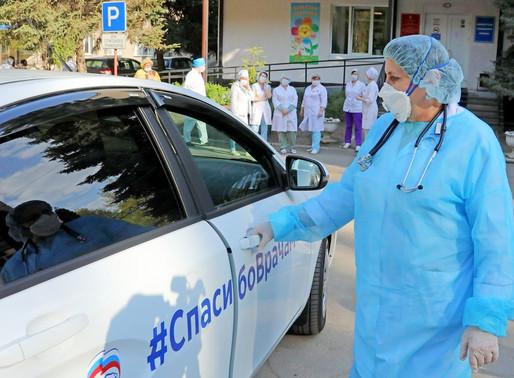 Масштабная акция в честь международного дня «Врачи мира за мир» пройдёт в Липецкой области