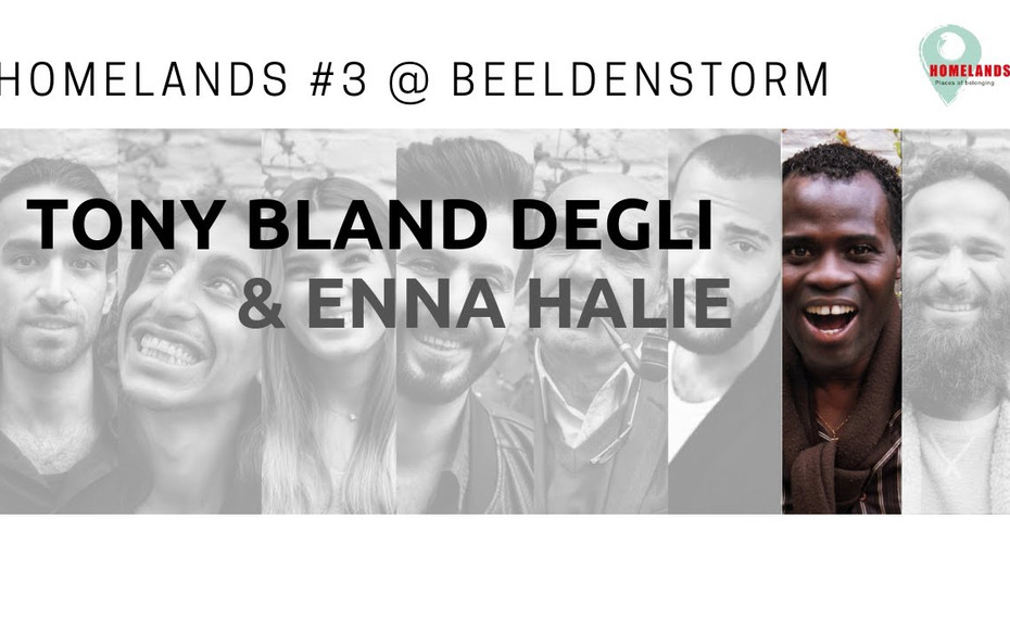 Tony Bland Degli Beeldenstorm