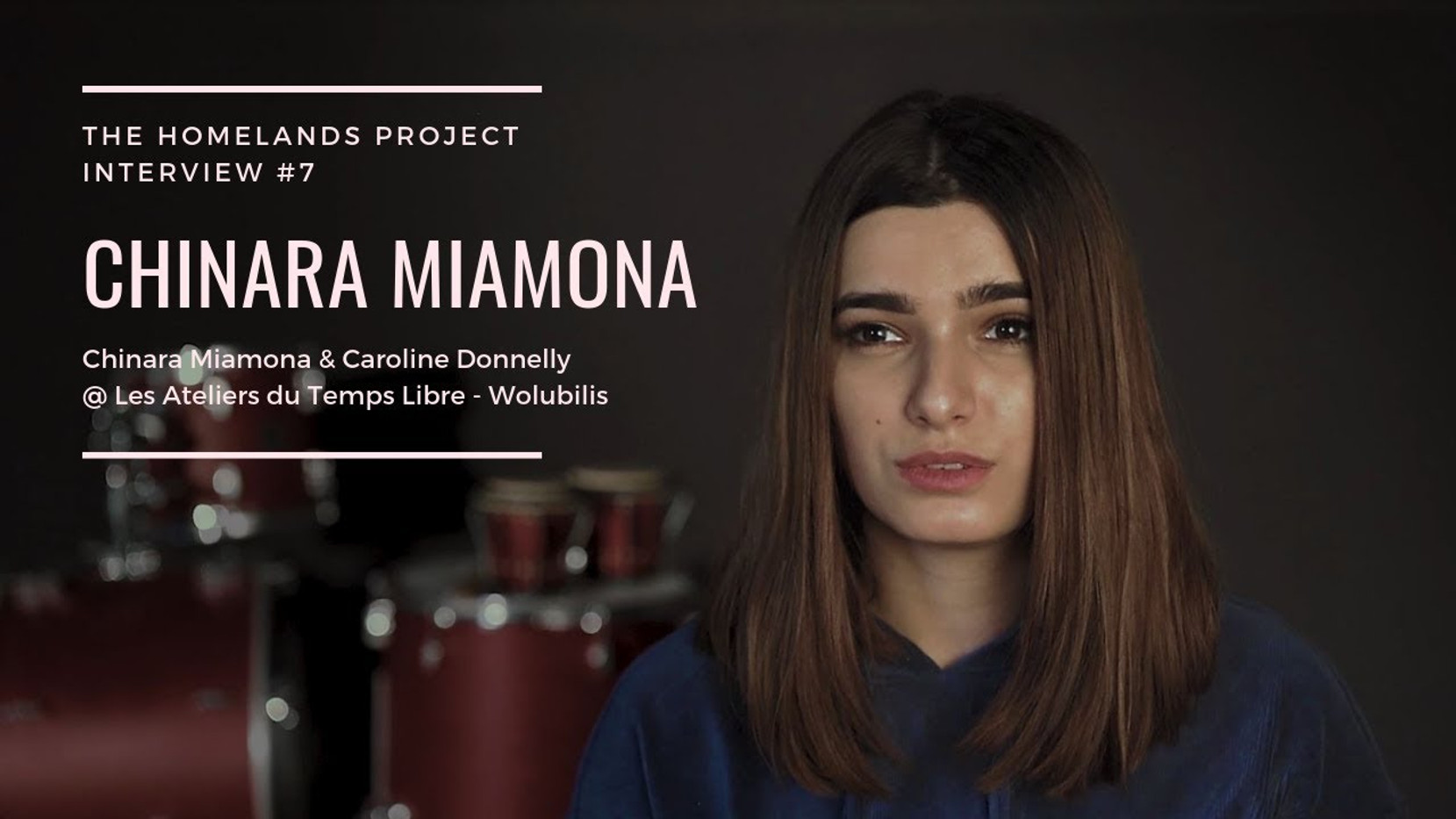 Interview with Chinara Miamona