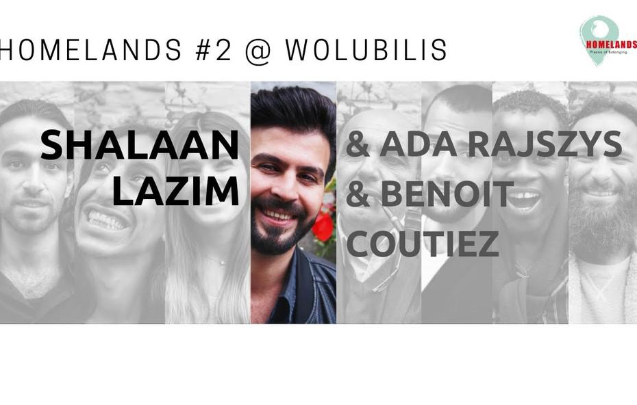 Shalaan Lazim in Wolubilis