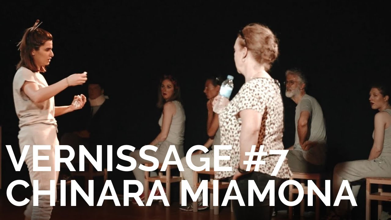 Vernissage Chinara Miamona
