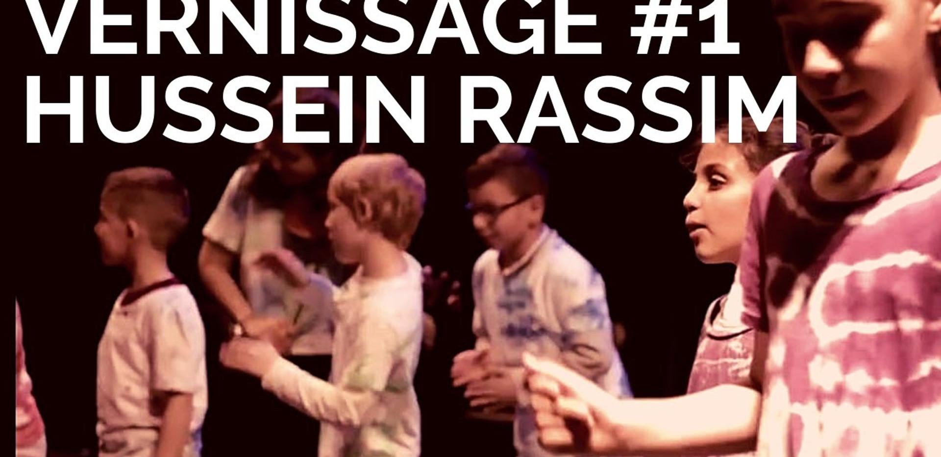 Vernissage Hussein Rassim & Amele Metlini | Foyer des Jeunes & Ecole 6 @ Maison des Cultures de Molenbeek