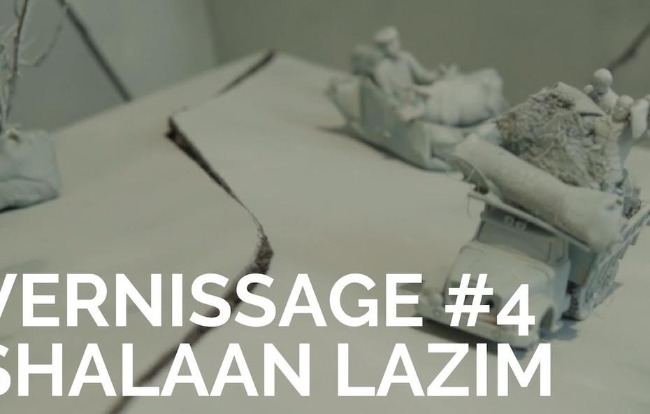 Homelands, places of belonging: VERNISSAGE SHALAAN LAZIM