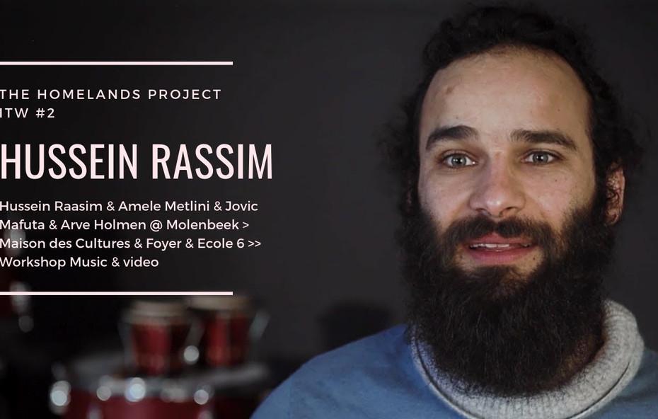 ITV Hussein Rassim Homelands
