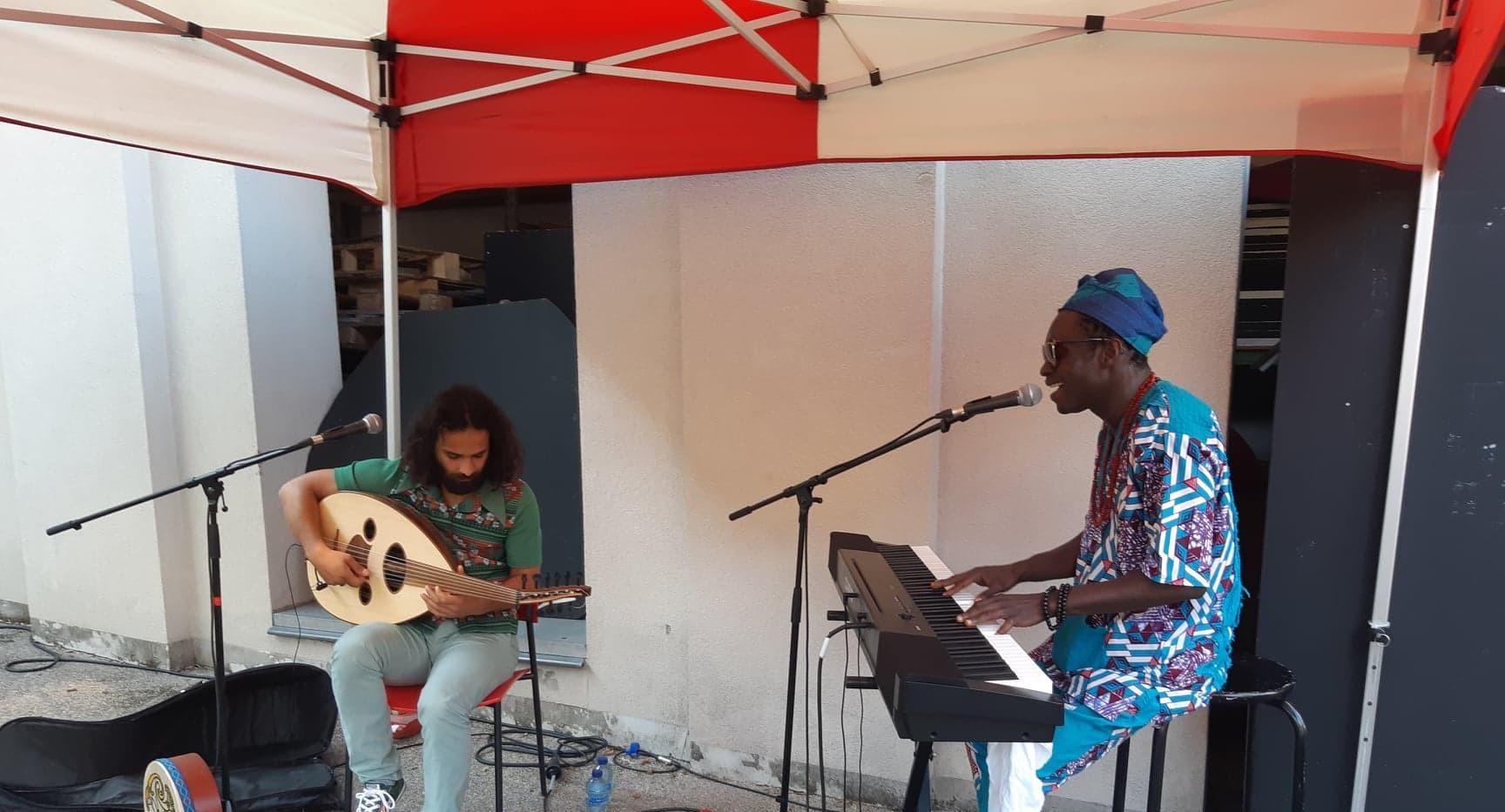 concert Homelands Maison des Cultures Summer 2020