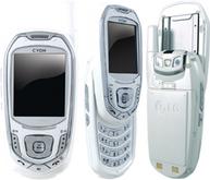 LG전자 CDMA 초소형 슬라이드폰