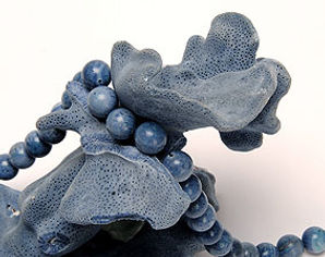 OG blue coral beads and rough.jpg