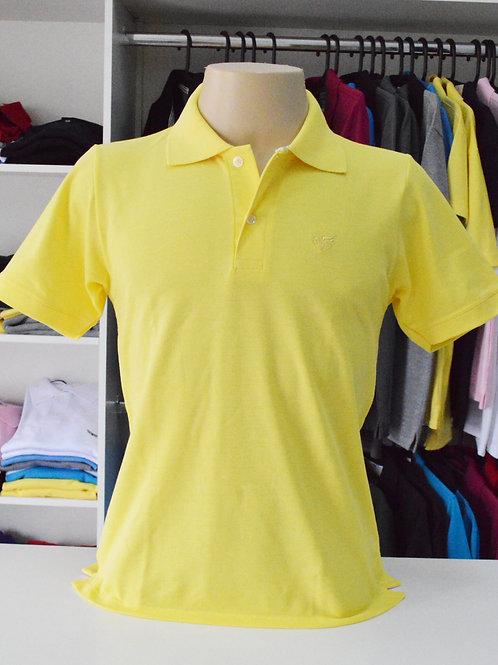 Camiseta Polo M/C masculina P ao GG