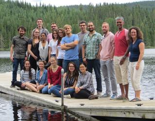 Great Saghatelyan-Fernandes lab retreat!