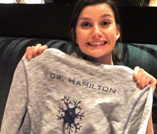 Dr. Hamilton!!!  >>>