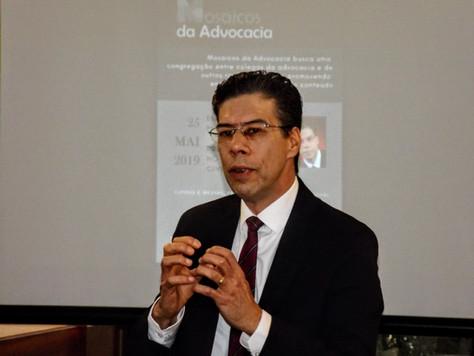 Precedentes no processo civil foi o tema da edição inaugural do Mosaicos da Advocacia