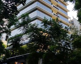 Fachada sede escritório advocacia Matos & Wrege Advogados em Porto Alegre