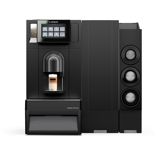 Office espresso machine