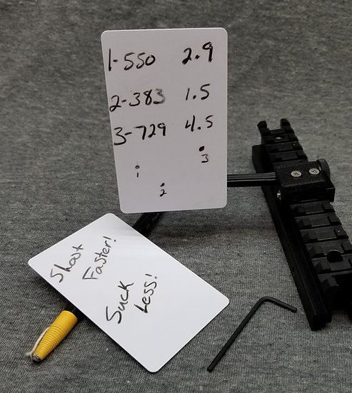 BLAMM Datacard System
