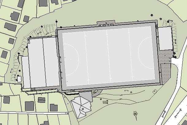 WAC Kunstrasen: Planungsstand Mai 2016