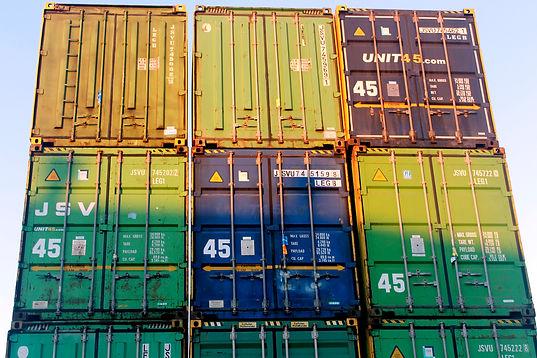 Depot y control de contenedores