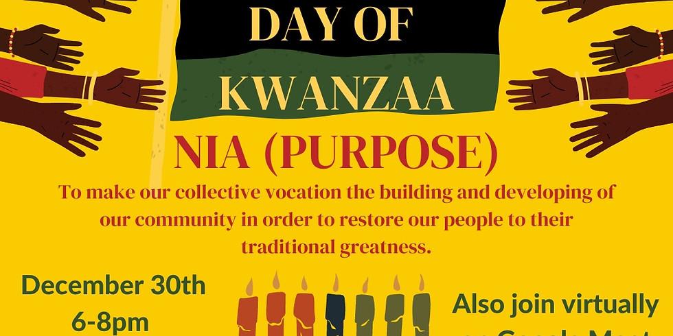 Vallejo Project Kwanzaa