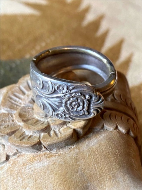 Spoon Ring Size 9.5